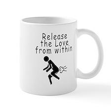 Cool Farting Mug