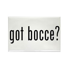 got bocce? Rectangle Magnet (10 pack)