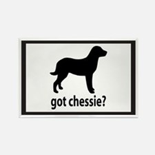 Got Chessie? Rectangle Magnet