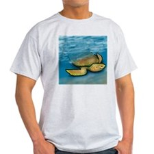 Cool Florida sea turtles T-Shirt