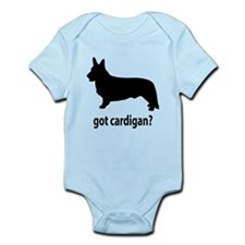 Got Cardigan? Infant Bodysuit