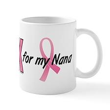 I Wear Pink For My Nana 10 Mug