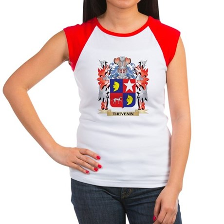 Thevenin Coat of Arms - Family Crest T-Shirt