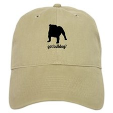Got Bulldog? Baseball Cap