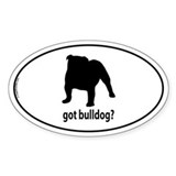 Animals bulldogs Single