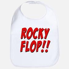 Rocky Flop! Bib