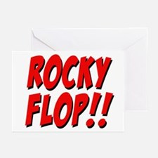 Rocky Flop! Greeting Cards (Pk of 20)