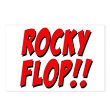 Rocky Flop! Postcards (Package of 8)