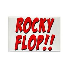 Rocky Flop! Rectangle Magnet