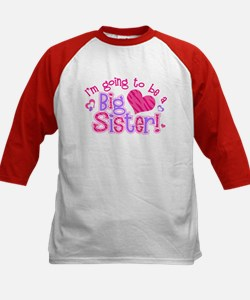 I'm Going to Be a Big Sister Tee
