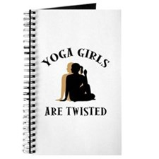 Yoga Girls Get Twisted Journal