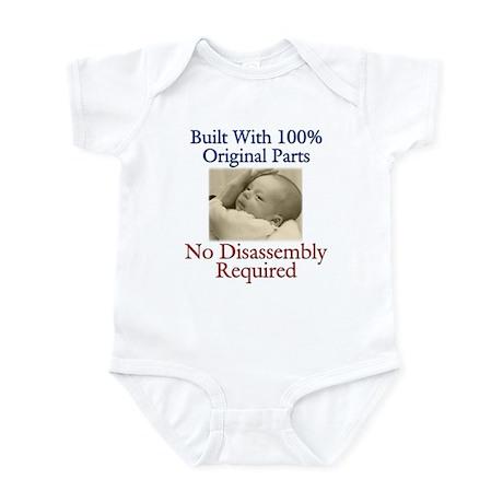 Infant Bodysuit (NDR)