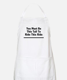 Ride This Ride BBQ Apron