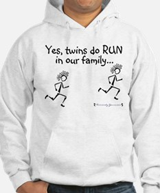 Yes, Twins do RUN in the Fami Jumper Hoody