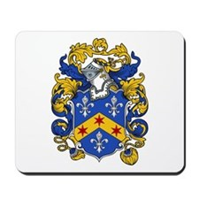 Sheppard Family Crest Mousepad