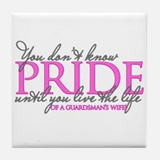 You don't know Pride: NG Wife Tile Coaster