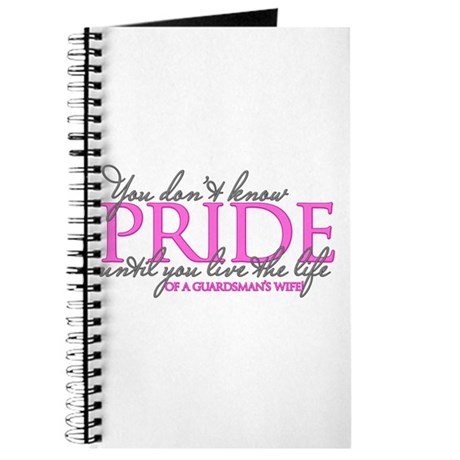 You don't know Pride: NG Wife Journal