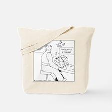 Unique Funny dental Tote Bag