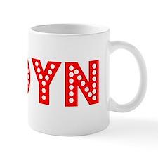 Retro Jadyn (Red) Mug