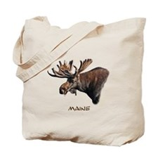 Big Moose Tote Bag