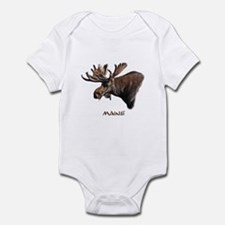 Big Moose Infant Bodysuit