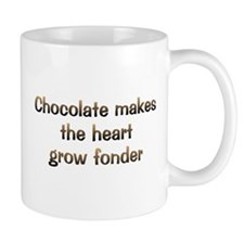 CW Chocolate Makes Mug