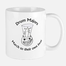Drum Majors March To Their Own Beat Mug