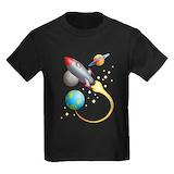 Shipping Kids T-shirts (Dark)