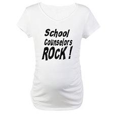 School Counselors Rock ! Shirt