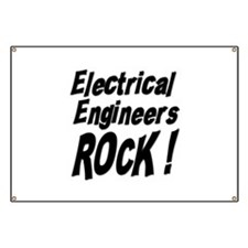 Electrical Engineers Rock ! Banner