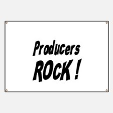 Producers Rock ! Banner