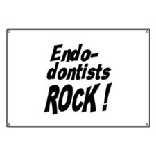 Endodontists Rock ! Banner