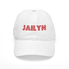 Retro Jailyn (Red) Baseball Cap