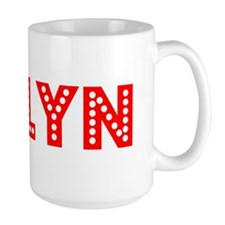 Retro Jailyn (Red) Mug