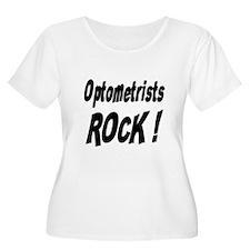 Optometrists Rock ! T-Shirt