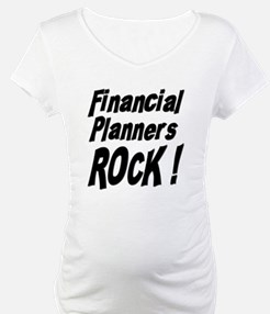 Financial Planners Rock ! Shirt