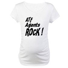ATF Agents Rock ! Shirt