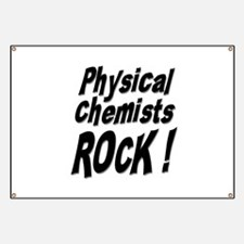 Physical Chemists Rock ! Banner