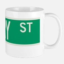 Cherry Street in NY Mug