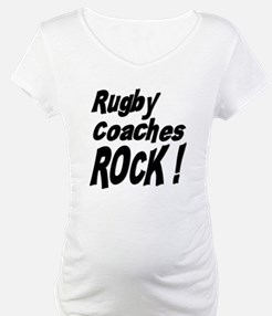 Rugby Coaches Rock ! Shirt