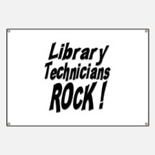 Library Techs Rock ! Banner