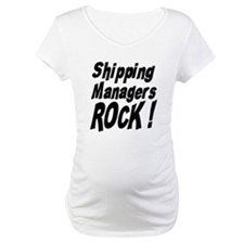 Shipping Managers Rock ! Shirt