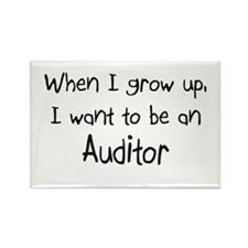 When I grow up I want to be an Auditor Rectangle M