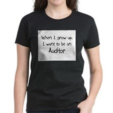 When I grow up I want to be an Auditor Women's Dar