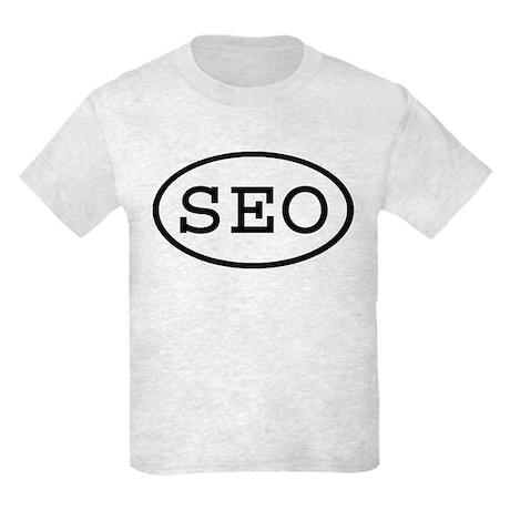 SEO Oval Kids Light T-Shirt