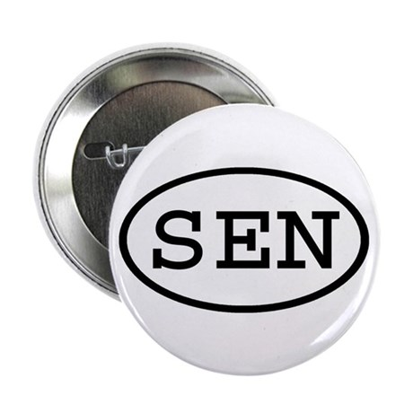 "SEN Oval 2.25"" Button (10 pack)"