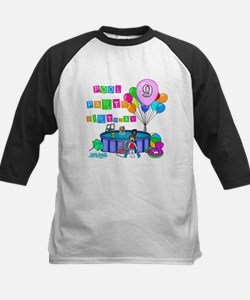 Pool Party 9th Birthday Tee