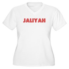 Retro Jaliyah (Red) T-Shirt