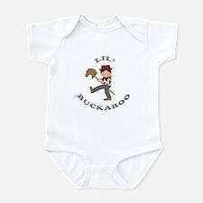 Lil' Buckaroo (Asian) Infant Bodysuit