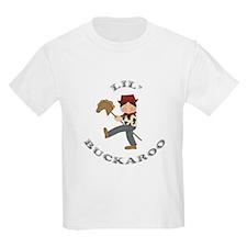 Lil' Buckaroo (Asian) T-Shirt
